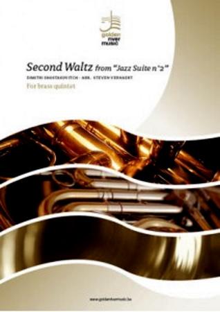 WALTZ No.2 from Jazz Suite No.2 score & parts