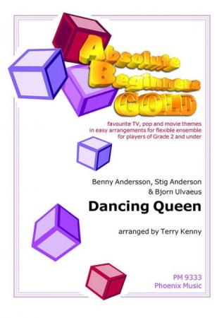 DANCING QUEEN (score & parts)