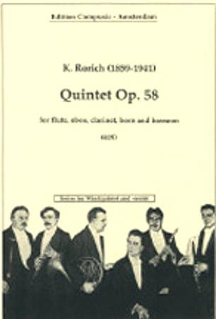 QUINTET in G Op.58