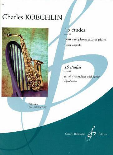 15 ETUDES Op.188