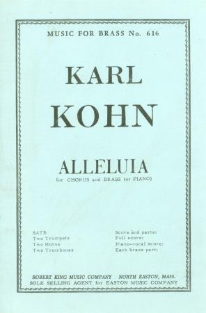 ALLELUIA (score & parts)