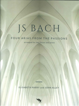 FOUR ARIAS FROM THE PASSIONS
