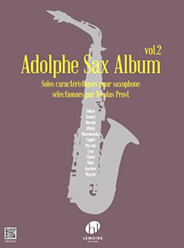 ADOLPHE SAX ALBUM Volume 2