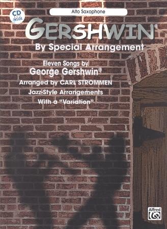 GERSHWIN BY SPECIAL ARRANGEMENT + CD
