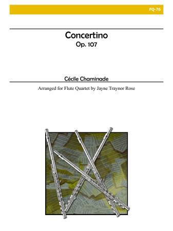 CONCERTINO Op.107 (score & parts)