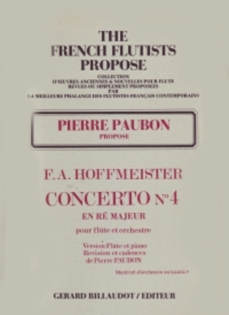 CONCERTO No.4 in D major
