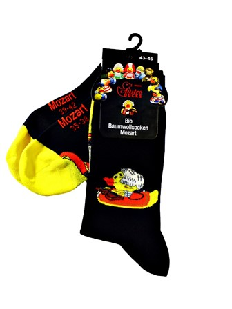 SOCKS Mozart Duck, Size 35-38 (EU) / 2-5 (UK)