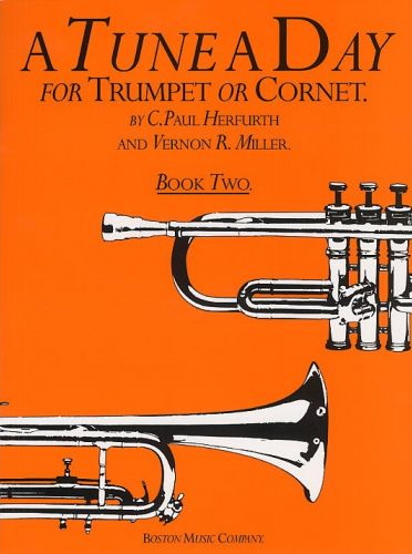 A TUNE A DAY for Trumpet or Cornet Book 2
