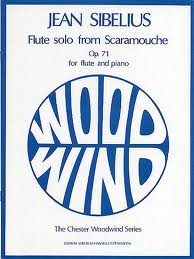 FLUTE SOLO from Scaramouche Op.71