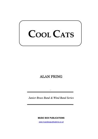 COOL CATS (score & parts)
