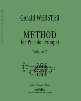 METHOD FOR PICCOLO TRUMPET Volume 2
