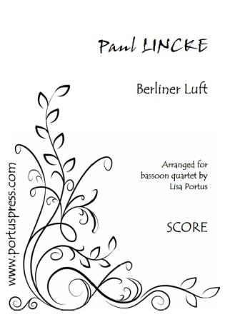 BERLINER LUFT (score & parts)