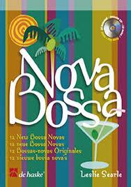NOVA BOSSA + CD 12 new bossa novas