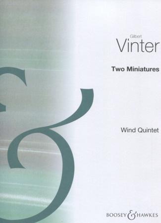 TWO MINIATURES (score & parts)