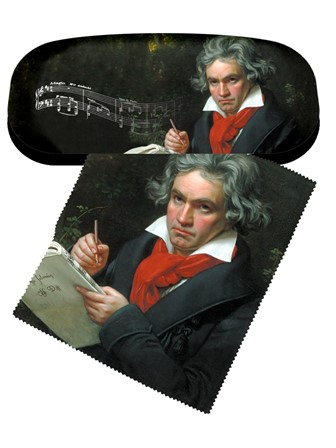 SPECTACLE CASE Beethoven (Landscape)