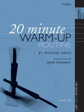 20 MINUTE WARM-UP ROUTINE + CD