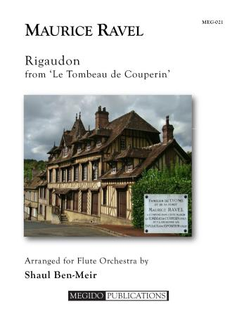 RIGAUDON from Le Tombeau de Couperin