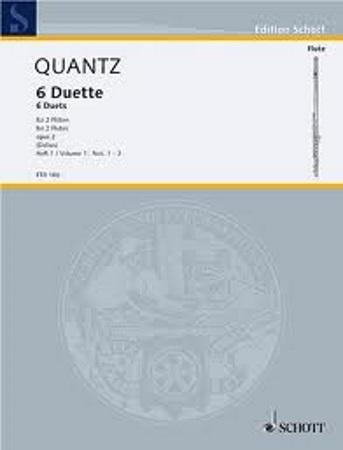 SIX DUETS Op.2 Volume 1