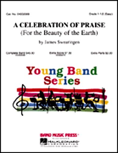 A CELEBRATION OF PRAISE (score & parts)