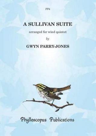A SULLIVAN SUITE (score & parts)