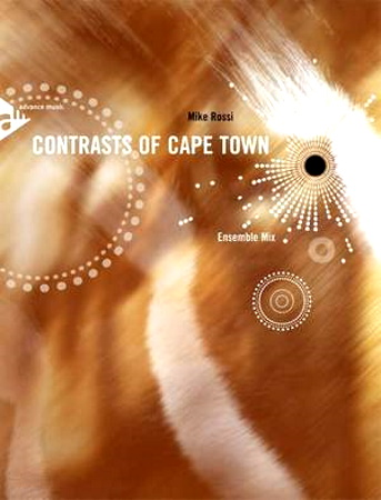 CONTRASTS OF CAPE TOWN (score & parts)