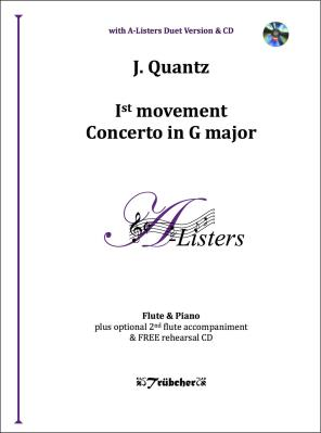 ALLEGRO (1st Movement) from Concerto in G major + CD