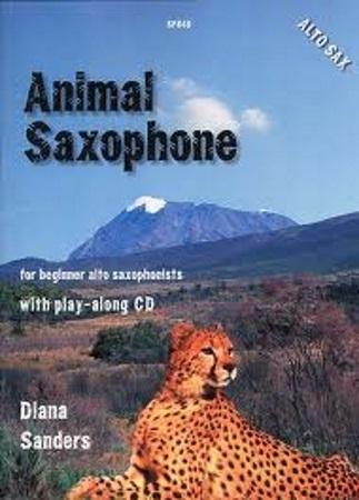 ANIMAL SAXOPHONE + CD