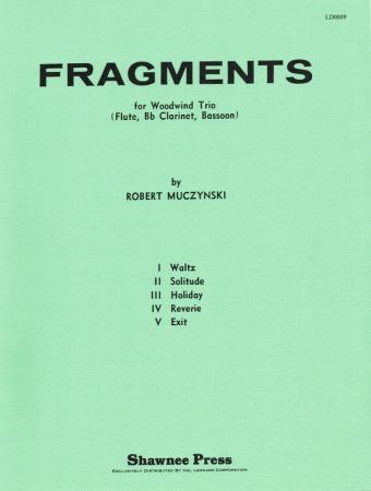 FRAGMENTS (score & parts)