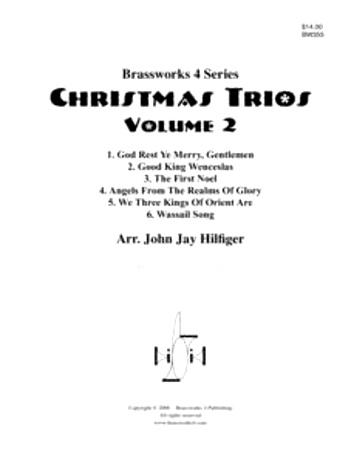 CHRISTMAS TRIOS Volume 2
