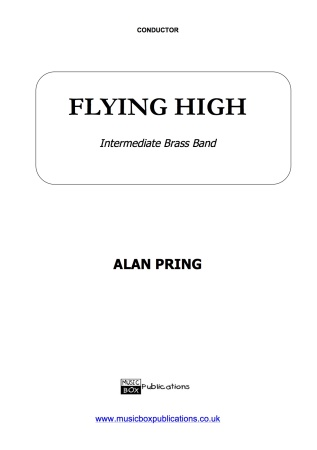FLYING HIGH (score & parts)