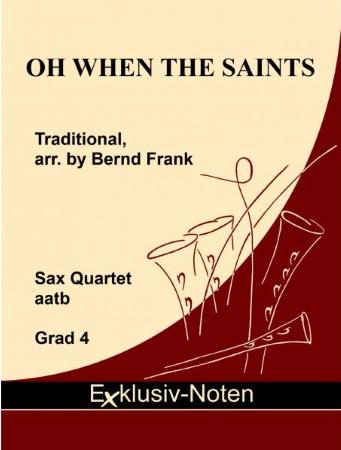OH WHEN THE SAINTS (score & parts)