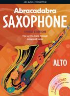 ABRACADABRA SAXOPHONE 3rd Edition + CD