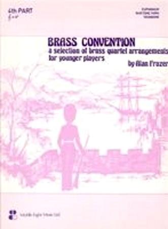 BRASS CONVENTION Part 4 Bb treble clef