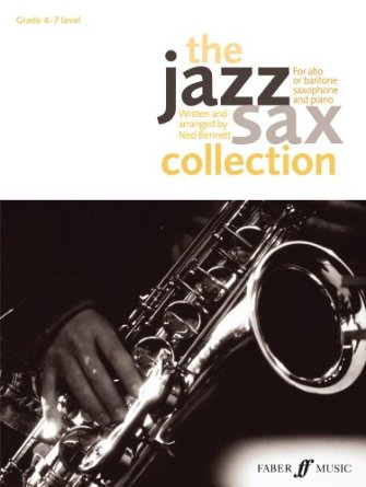 THE JAZZ SAX COLLECTION (Eb Edition)