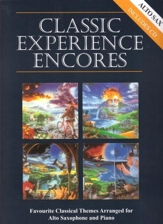 CLASSIC EXPERIENCE ENCORES + CD