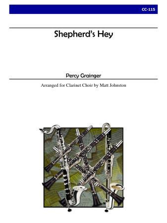 SHEPHERD'S HEY (score & parts)