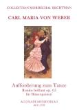 INVITATION TO THE WALTZ Rondo Brillant Op.65