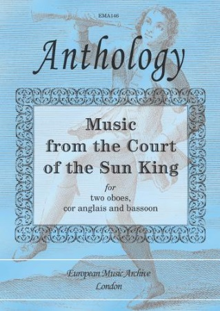 MUSIC FROM THE COURT OF THE SUN KING (score & parts)