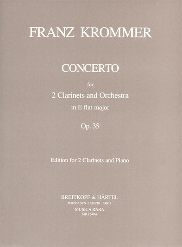CONCERTO in Eb major Op.35