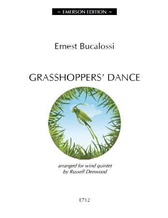GRASSHOPPERS' DANCE (score & parts)