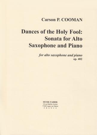 DANCES OF THE HOLY FOOL Sonata Op.403