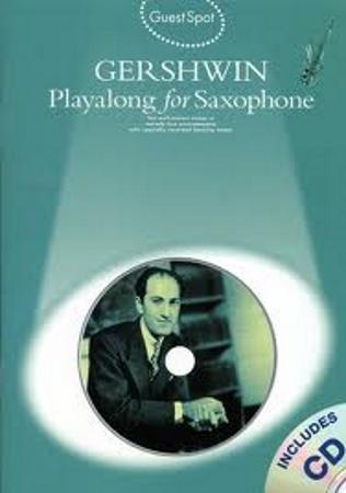 GEORGE GERSHWIN Jazz Playalong Volume 45 + CD