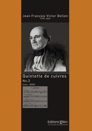 QUINTET No.3 (score & parts)