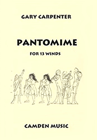 PANTOMIME (score & parts)