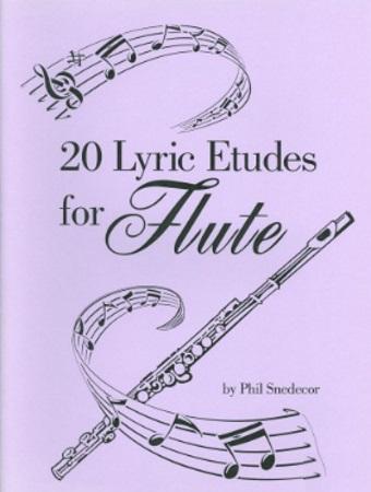 20 LYRIC ETUDES