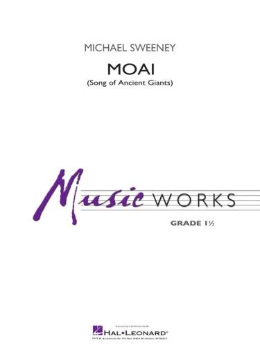 MOAI Song of Ancient Giants (score & parts)