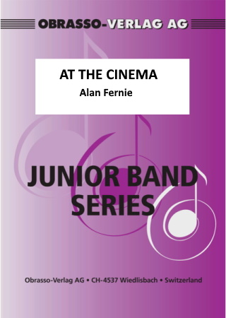AT THE CINEMA (score & parts)