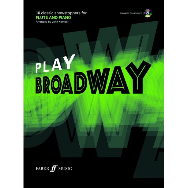 PLAY BROADWAY + CD