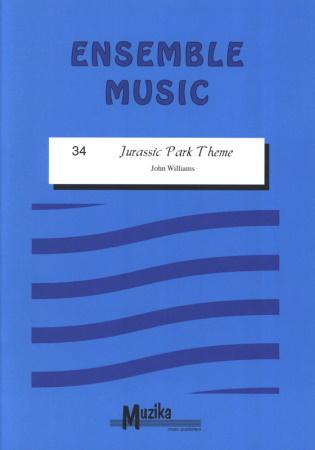 JURASSIC PARK THEME (score & parts)