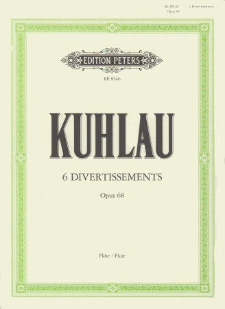 SIX DIVERTISSEMENTS Op.68